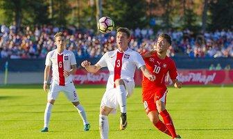 Reprezentacja U20 mecz Polska - Szwajcaria 0:0 (galeria)