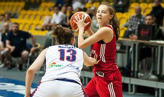 Gdynia Super Team. Basket 90 Gdynia - Wisła CanPack Kraków 63:65 (galeria)