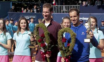 Challenger Szczecin: Richard Gasquet - Florian Mayer 2:0  (galeria)
