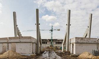 Budowa nowego stadionu Orła (galeria)