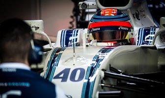 Testy Pirelli. Robert Kubica za kierownicą bolidu Williamsa (galeria)