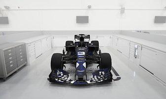 Red Bull zaprezentował specjalne malowanie RB14 (galeria)