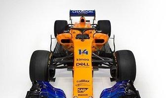 """McLaren postawił na """"papaya orange"""". Zobacz najnowszego MCL33 (galeria)"""