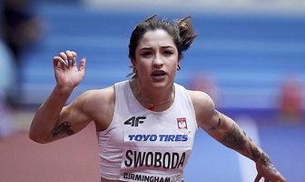 Walczyła, ale rywalki były szybsze. Ewa Swoboda bez finału w MŚ