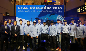 Prezentacja Stali Rzeszów (galeria)