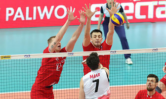 Liga Narodów: Rosja - Kanada 3:0 (galeria)