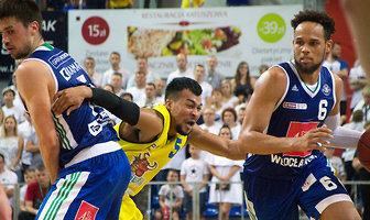 Anwil Włocławek - BM Slam Stal Ostrów Wlkp. 77:83 (galeria)