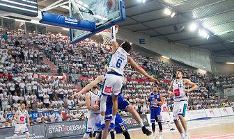 Anwil Włocławek - BM Slam Stal Ostrów Wlkp. 84:80 (galeria)