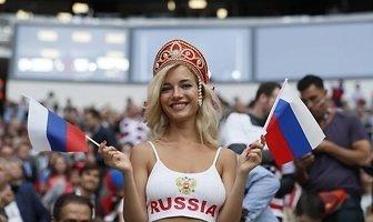 Mundial 2018. Świat zachwycał się piękną fanką. Rosjanka jest... gwiazdą porno (galeria)