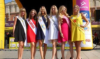 Hostessy 75. Tour de Pologne (galeria)