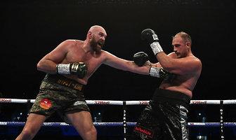 Zobacz, jak Tyson Fury pokonał Francesco Pianetę (galeria)