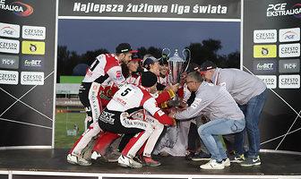 forBet Włókniarz Częstochowa - Betard Sparta Wrocław 49:41 (galeria)