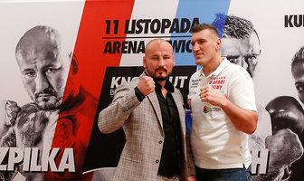 Konferencja prasowa KnockOut Boxing Night #5 (galeria)