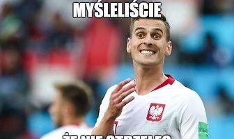 """Liga Narodów. """"Może i gramy piach, ale..."""". Memy po meczu Portugalia - Polska"""