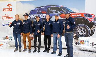 Konferencja prasowa Dakar ORLEN Team (galeria)