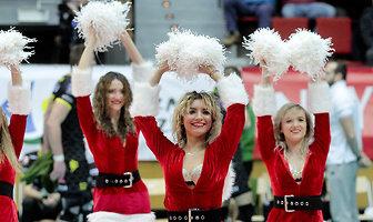 Świąteczny występ Soltare Cheerleaders! (galeria)