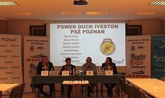 Nowy sponsor tytularny PSŻ Poznań (galeria)