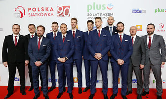 Gwiazdy na Gali 90-lecia Polskiej Siatkówki (galeria)