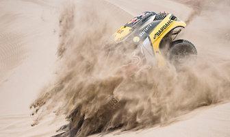 Najtrudniejszy rajd świata. Zobacz najlepsze zdjęcia z Dakaru (galeria)