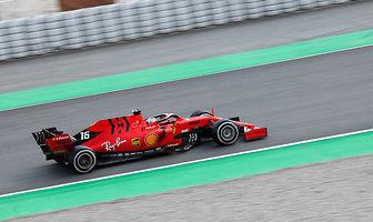 Testy F1: Drugi dzień jazd w Barcelonie (galeria)