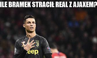 """""""Geniusz"""" Ramosa i triumfujący Ronaldo. Memy po odpadnięciu Realu Madryt z Ligi Mistrzów"""