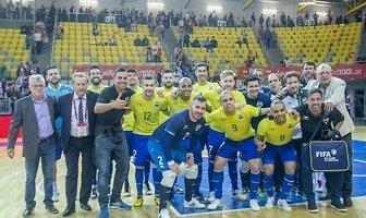 Mecz Towarzyski: Polska - Brazylia 1:5 (galeria)
