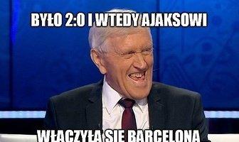 """Liga Mistrzów 2019. """"Włączyła się im Barcelona"""". Zobacz memy po meczu Ajax - Tottenham"""