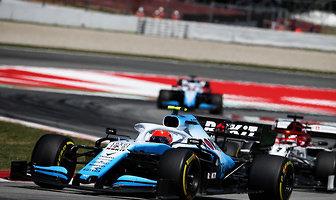 Grand Prix Hiszpanii w wykonaniu Williamsa (galeria)