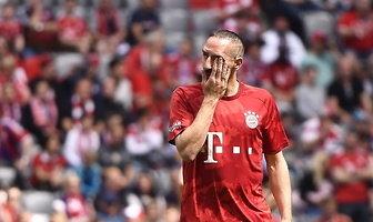 Bundesliga. Wzruszające pożegnanie legend Bayernu. Ribery i Robben nie kryli łez (galeria)