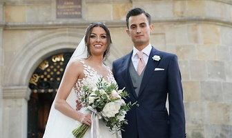 Maciej Kot poślubił Agnieszkę Lewkowicz. Towarzyszyli im najbliżsi (galeria)