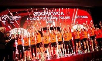 Finał Pucharu Polski: Metraco Zagłębie Lubin - Pogoń Szczecin 25:19 (galeria)