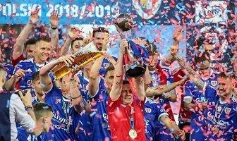 Lotto Ekstraklasa. Piast Gliwice świętował mistrzostwo Polski (galeria)
