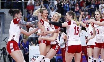 Liga Narodów Kobiet: Polska - Niemcy 3:1 (galeria)