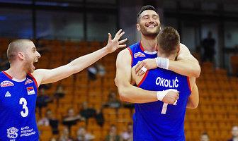Liga Narodów: Rosja - Serbia 3:2 (galeria)
