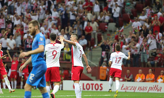Eliminacje Euro 2020: Polska - Izrael 4:0 (galeria)
