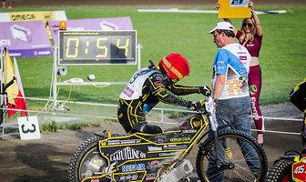 Speedway Wanda Kraków - Power Duck Iveston PSŻ Poznań 30:60 (galeria)