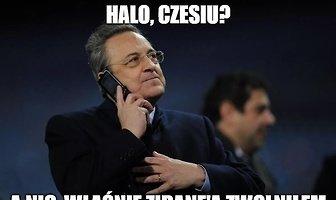 """Mistrzostwa Europy U-21. Włochy - Polska. """"Halo, Czesiu? A nic, właśnie Zidane'a zwolniłem"""". Memy po meczu z Italią"""