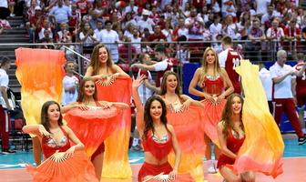 Tokio 2020. Kwalifikacje do igrzysk. Cheerleaders Flex Sopot - III dzień (galeria)