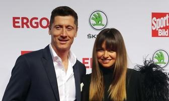 Robert i Anna Lewandowscy na gali Sport Bild Award. Nie brakowało innych gwiazd