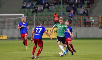 Fortuna 1 liga: GKS Bełchatów - Odra Opole 1:0 (galeria)