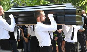 W Rzeszowie odbył się pogrzeb Dawida Kosteckiego (galeria)