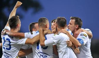 Fortuna I liga: Puszcza Niepołomice - Stal Mielec 0:1 (galeria)