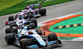 Grand Prix Włoch w wykonaniu Williamsa (galeria)