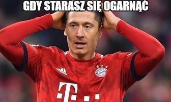 """Bundesliga. Bayern - Koeln. """"Strzelam i strzelam. Nudne to już"""". Memy po kolejnym popisie Roberta Lewandowskiego"""