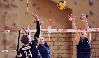 Rote Raben Vilsbiburg - #VolleyWrocław 3:0 (galeria)