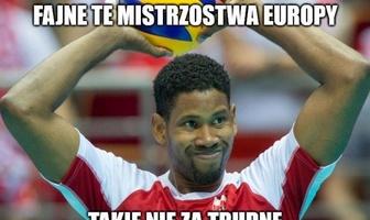 Mistrzostwa Europy siatkarzy. Polska - Niemcy. Zobacz najlepsze memy