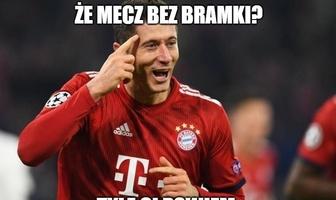 """Bundesliga. """"Sorry trenerze, zapomniałem"""". Memy po kolejnej bramce Roberta Lewandowskiego"""