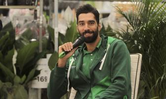 Konferencja prasowa z udziałem Seyeda Mousavi (galeria)