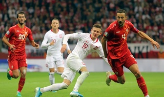 Eliminacje Euro 2020. Polska - Macedonia 2:0 (galeria)