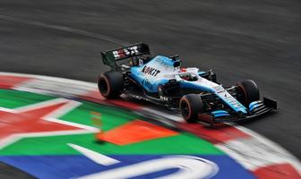 F1: Grand Prix Meksyku w wykonaniu Williamsa (galeria)